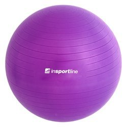 inSPORTline Top Ball 45 cm - IN 3908-4 OUTLET - Piłka fitness, Fioletowa