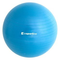 inSPORTline Top Ball 55 cm - IN 3909-3 OUTLET - Piłka fitness, Niebieska