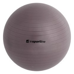 inSPORTline Top Ball 55 cm - IN 3909-5 OUTLET - Piłka fitness, Ciemno szara
