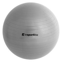 inSPORTline Top Ball 65 cm - IN 3910-1 OUTLET - Piłka fitness, Szara