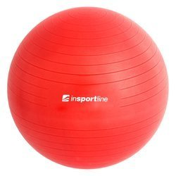 inSPORTline Top Ball 65 cm - IN 3910-2 OUTLET - Piłka fitness, Czerwona