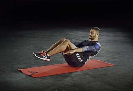 ADIDAS - ADMT-12234OR - Mata fitness
