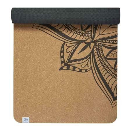 GAIAM Printed Cork Mandala 5mm - 63495 - Mata do jogi