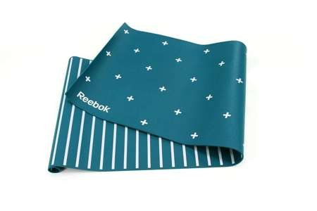 "REEBOK - RAYG-11030GN - Mata do jogi ""ENGLISH EMERALD"" 173x61x0,4cm"
